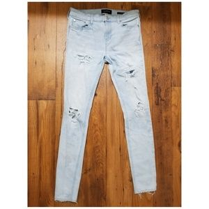 PACSUN active stretch jeans